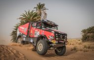 Mammoet Rallysport prolongeert titel in Marokko