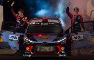 WRC rally Corsica - TV uitzendtijden