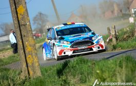 Prachtige proeven en het beste van onszelf geven - PJ Maeyaert - Rally van Wallonië