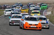 Het DNRT geweld barst 8 & 9 april los op Circuit Park Zandvoort