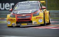 Dubbele Top 10 en WK-punten voor Tom Coronel tijdens FIA-WTCC races op Hungaroring