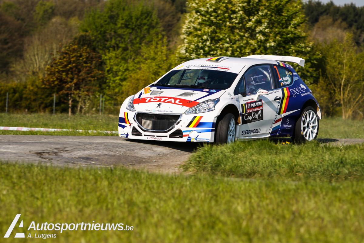 Rallye de Wallonie 2017 – A. Lutgens