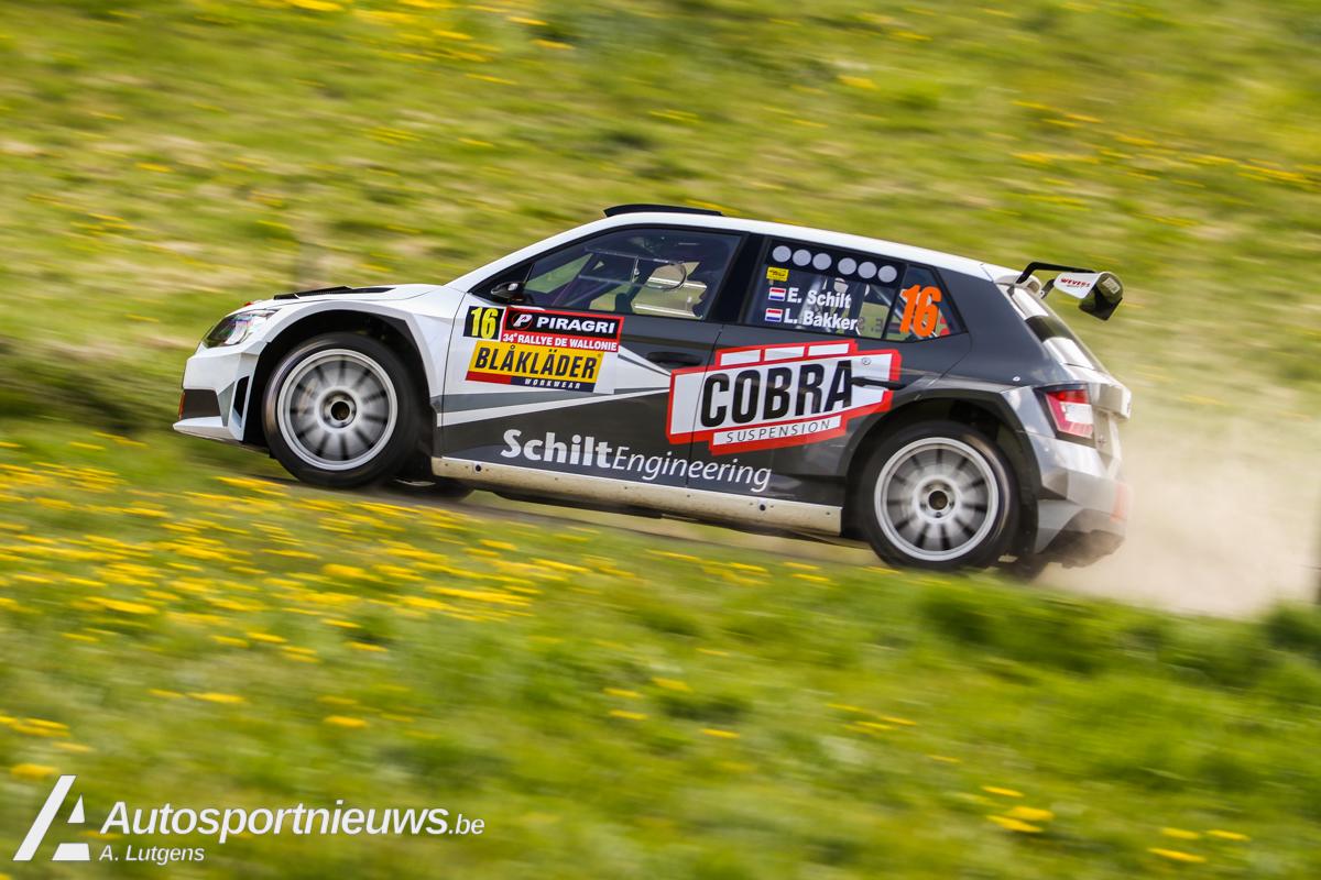 Eurol R5 Rally Challenge geeft boost aan Nederlandse rallysport