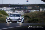 Xavier Maassen scoort maximaal in Porsche GT3 Cup Challenge Benelux op Circuit Zandvoort