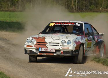 Rally de Wallonië 2017