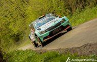 Andermaal succes voor BMA - Winst in JMC rally en nog een podiumplaats als kers op de taart!