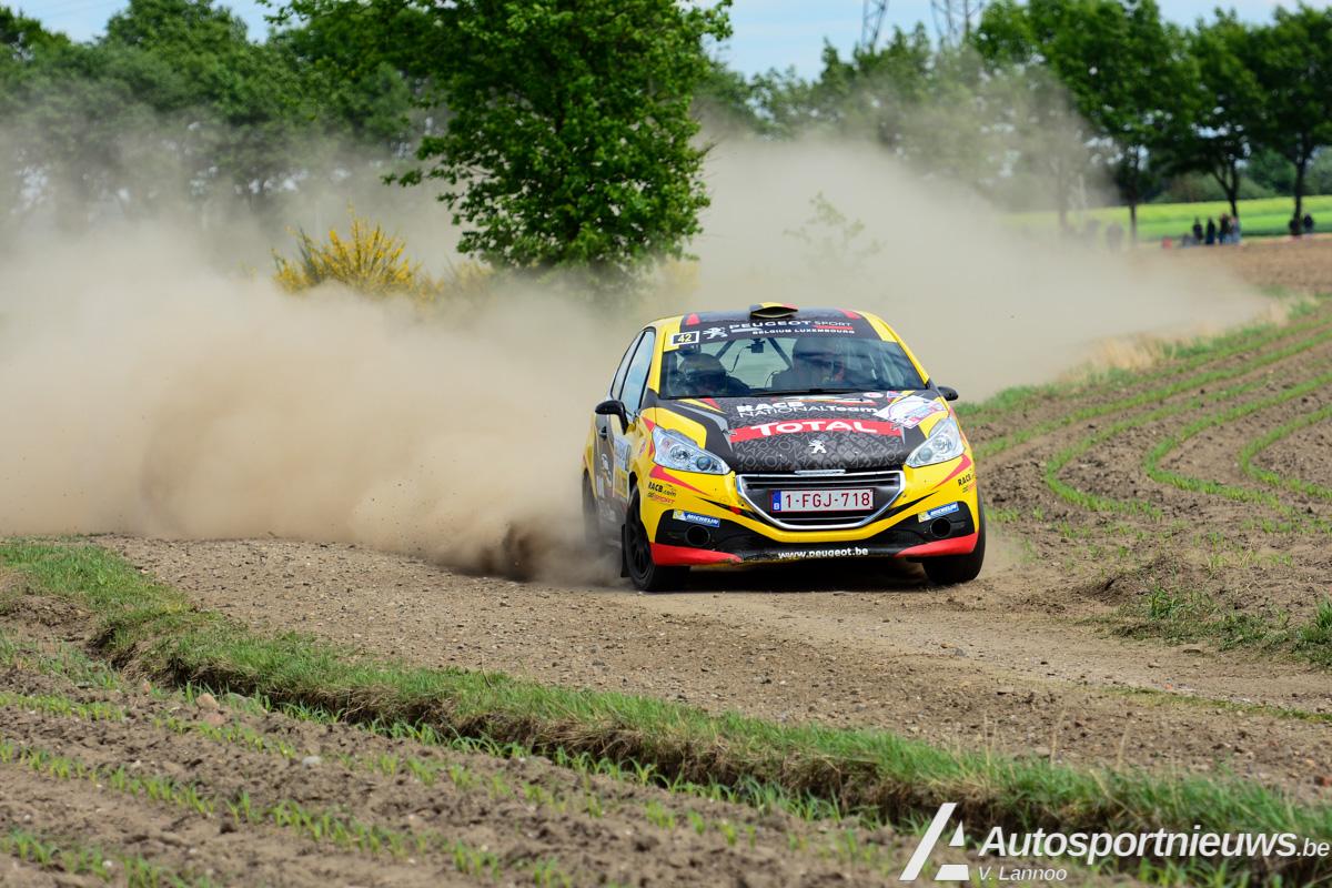 Kan Guillaume de Mevius de Champagne doen knallen in Sankt-Vith komend weekend - East Belgian Rally