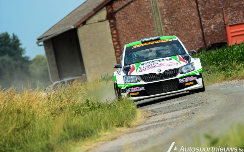 Album: Ypres Rally test 2017 – Neuville, Bouffier, Princen en Stouf