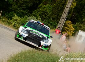 Ypres Rally test 2017 – Neuville, Bouffier, Princen en Stouf