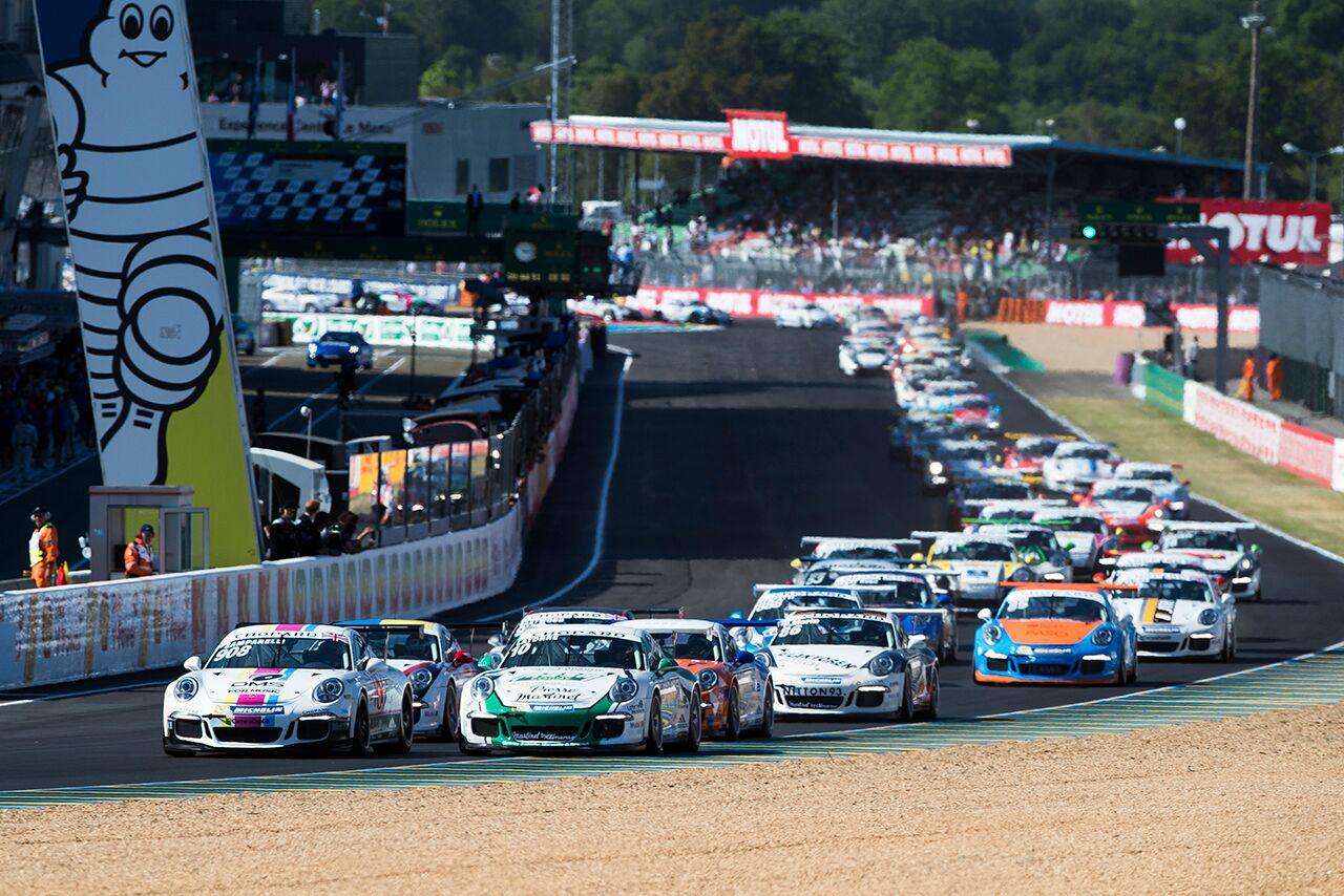 Sterke evolutie bij de Juniors - Porsche GT3 Cup Challenge Benelux