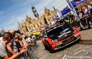 Vincent Verschueren knap 3de in Ypres Rally 2017