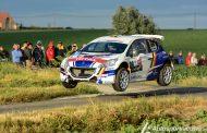 DG Sport kan terugblikken op een fantastische Ypres Rally 2017! Winst voor Abbring en de Mévius