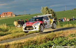 Pech voor Kevin Demaerschalk in Ypres Rally 2017