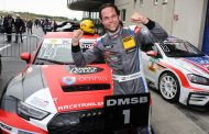 Waanzinnige race brengt Niels Langeveld en Audi eerste overwinning in TCR Germany