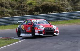 Niels Langeveld oppermachtig in TCR Germany op Circuit Zandvoort