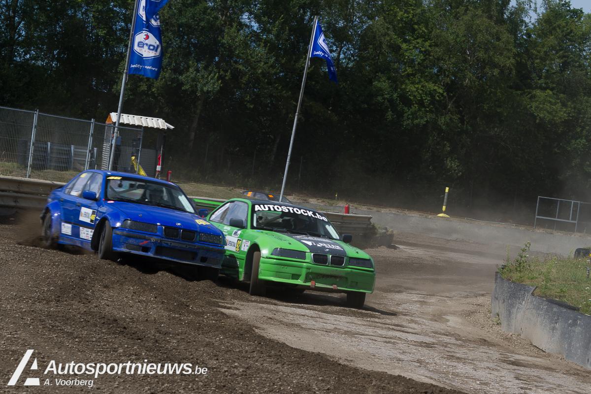 NK Rallycross 2017 Ronde 4 – A. Voorberg
