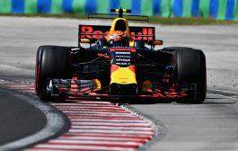 Max Verstappen vijfde in Grand Prix van Hongarije