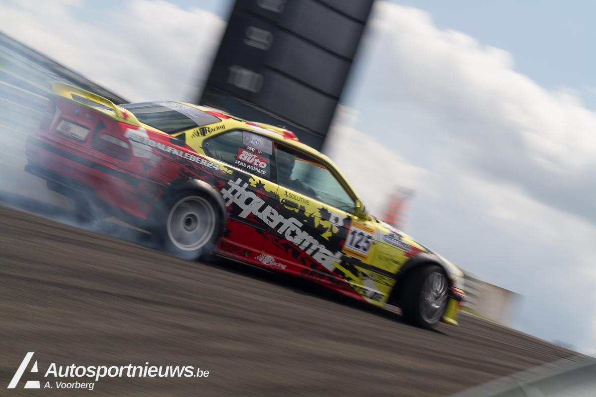 Nürburgring Drift Cup ronde 3 – Zaterdag