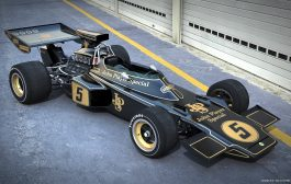 40 jaar Lotus club Holland, Lotus 63 en Lotus 72 op Wings & Wheels