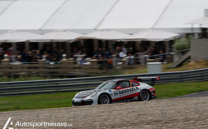 Belgium Racing opnieuw als underdog?