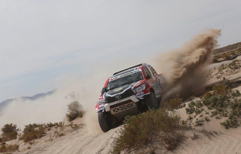 Bernhard ten Brinke keert terug in Dakar Rally