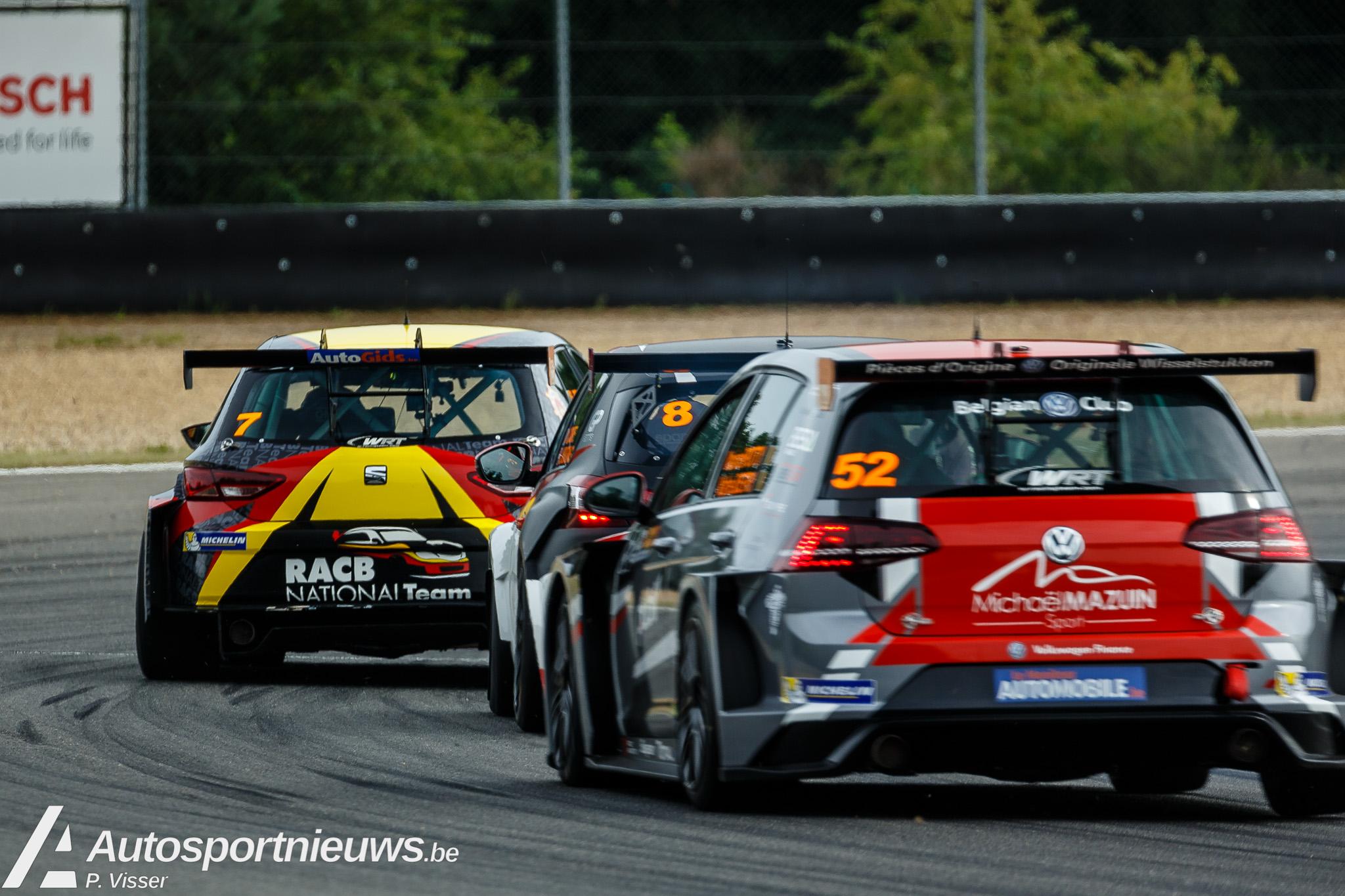 Vier kandidaten voor titelduel tussen Honda, VW en Peugeot!