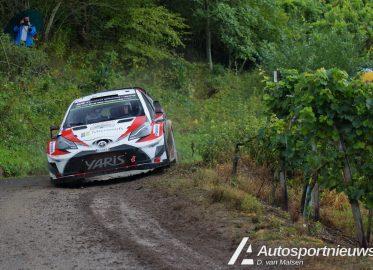 WRC Rally Deutschland 2017