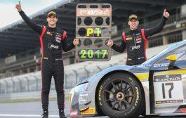 Belgian Audi Club Team WRT grijpt de titels bij de Rijders en de Teams op de Nürburgring… na een uur lang spanning!