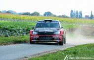 Verstandige wedstrijd van Vincent Verschueren - 2de plaats in East Belgian Rally