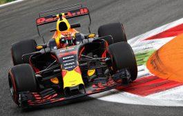 """Max Verstappen tiende in Italiaanse GP: """"Mijn race was na drie ronden voorbij"""""""