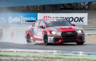 Mika Morien sluit TCR Benelux-seizoen in stijl af met podium op TT Circuit Assen