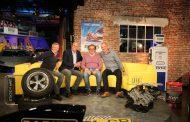 Gian Carlo Minardi en Frits van Eerd te gast bij RTL GP Magazine