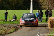 De Rally van Kortrijk sluit succesvol het rijtje af