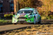 """Tuur Vanden Abeele stuurt Renties Ford Fiesta bij debuut naar plaats vijf in """"6 uren"""""""
