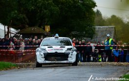 Nieuwe DMACK Trophy kleurt het Belgian Rally Championship 2018