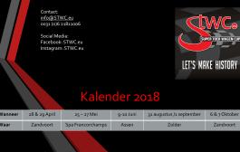 Vijf evenementen bij STWC.eu, verdeeld over Nederlandse en Belgische circuits
