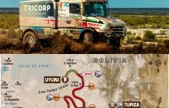 Etappe 8: Uyuni - Tupiza.