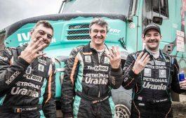 Ton van Genugten sluit Dakar af met vierde etappezege