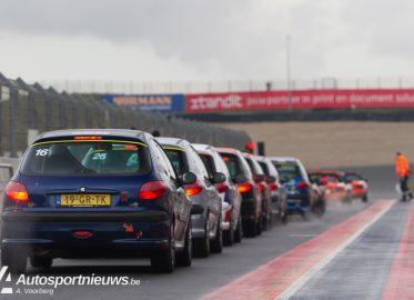 Peugeot 206 & Mazda MX 5 Race – A. Voorberg