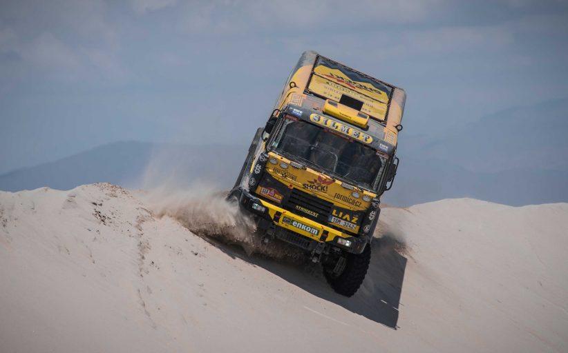 Dakar 2018: de afrekening - Trucks