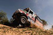 Doel DakarSpeed bereikt: fraaie negende plaats in extreme Dakar