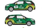 Roald Leemans start ambitieus seizoen tijdens Circuit Short Rally