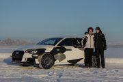 Enzo Ide en Comtoyou Racing samen naar RallyCross