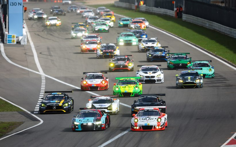 Een vol programma voor het ADAC Zurich 24h-Rennen op de Nürburgring