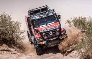 Swingend slotakkoord voor Mammoet Rallysport in Marokko