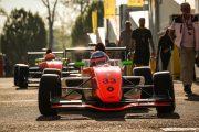 Max Defourny vindt de weg naar het podium terug  in de tempel van de snelheid
