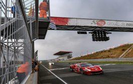 Bohemia Energy racing with Scuderia Praha-Ferrari wint  Hankook 12H Navarra
