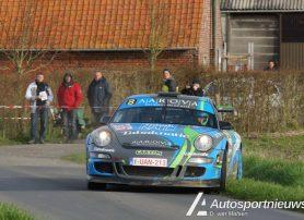 TAC Rally 2018 Dik van Malsen