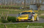 Stevige sortie voor Patrick Snijers in de TAC Rally