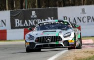 Schitterend debuut bekroond met podium in klasse GT4 van Belcar Endurance